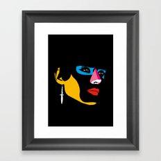 141116 Framed Art Print