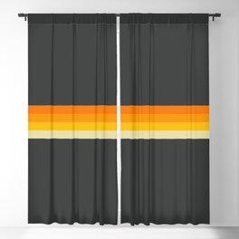 Classic Retro Cihuateteo Blackout Curtain