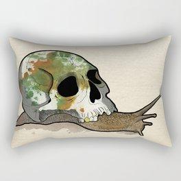 Slow Death Rectangular Pillow
