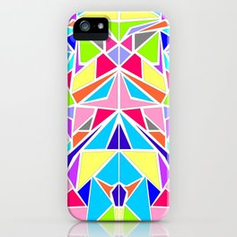 Colorful Machaon iPhone Case
