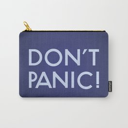 Don't Panic! Carry-All Pouch