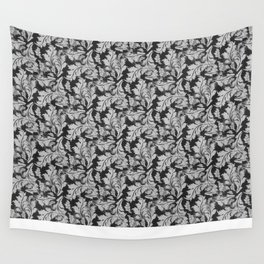 Autumn Leaves Pattern 2 Wall Tapestry