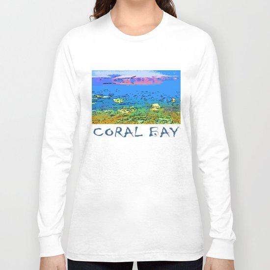 Coral Bay Dreams Long Sleeve T-shirt
