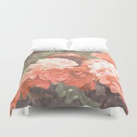 blossom Duvet Covers featuring Blossom by 83 Oranges™