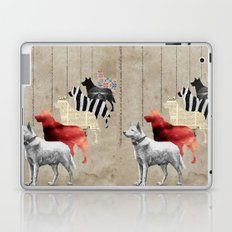 All alone Laptop & iPad Skin