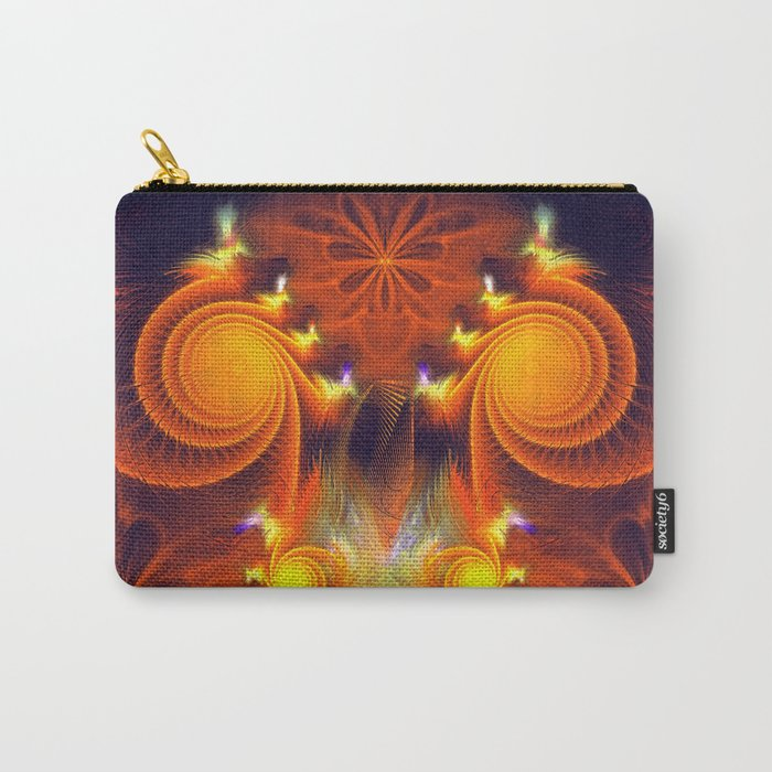 Full of Energy Carry-All Pouch