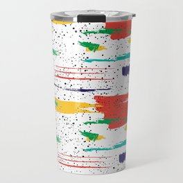 Citrusy Travel Mug