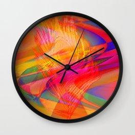 """  Phasianidae ""  Wall Clock"