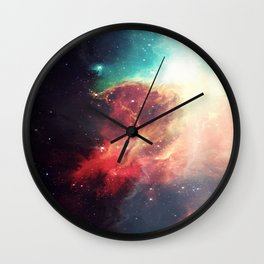 First Stop: Universe Wall Clock