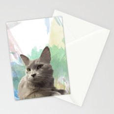 Gail the Cat Stationery Cards