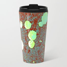 Enchanted Flowers Travel Mug