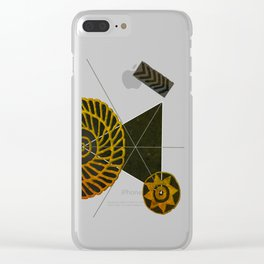 Looking for Ancestral Treasures Clear iPhone Case