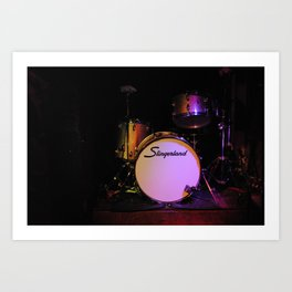 Color The Sound Art Print