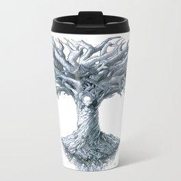 The Tree of Many Things Metal Travel Mug