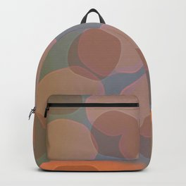 Peachy Colors Backpack
