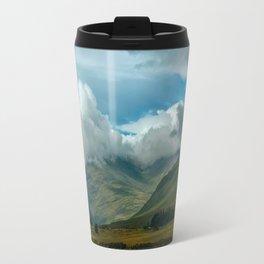 Cloudy afternoon in Connamara Travel Mug