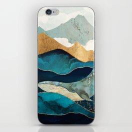 Blue Whale iPhone Skin