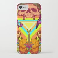 medicine iPhone & iPod Cases featuring Old Medicine by Travis Gillan