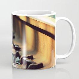 Jumping Someone Else's Train Coffee Mug