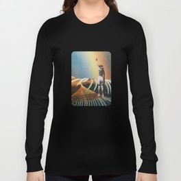 My brother is coming back home Long Sleeve T-shirt