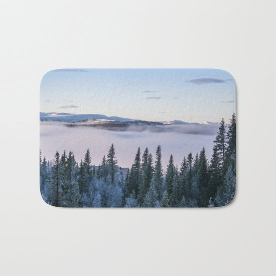 The forest in me Bath Mat