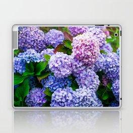 Purple Hydrangeas Laptop & iPad Skin