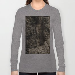 Angkor Thom Long Sleeve T-shirt