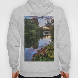 The Thames At Pangbourne Hoody
