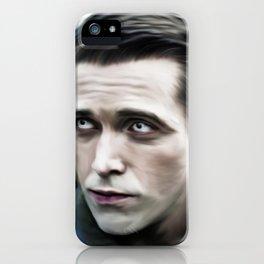 Simon Monroe iPhone Case