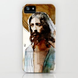 Shalom Aleichem/Peace Be With You iPhone Case