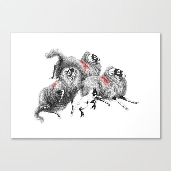 Swaledale Canvas Print