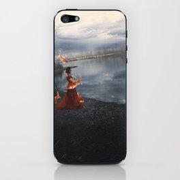 The Depth of the Lake iPhone Skin