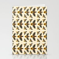 baltimore Stationery Cards featuring Baltimore Oriole  by Alysha Dawn