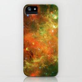 North America Nebula iPhone Case