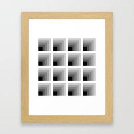 dubina Framed Art Print