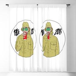 Mac Miller R.I.P 1992 - 2018 Blackout Curtain
