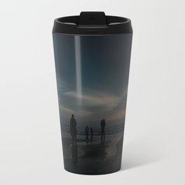 Ghost Beach Travel Mug