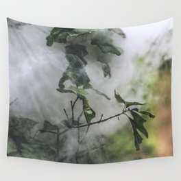 Smoke Screen Wall Tapestry
