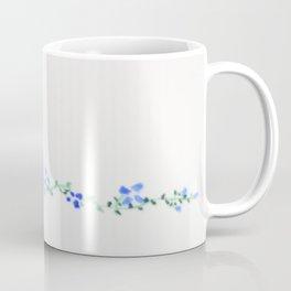 Ella's Forget-Me-Nots Coffee Mug