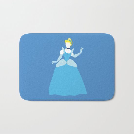 Cinderella Disney Princess Bath Mat