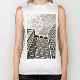 Up up in the sky Biker Tank