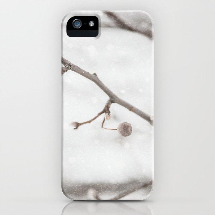 Crisp. iPhone Case