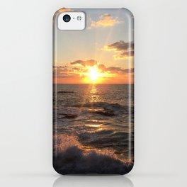 Mediterranean Sunset (Joppa) iPhone Case
