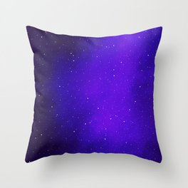 Oh the Stars Throw Pillow