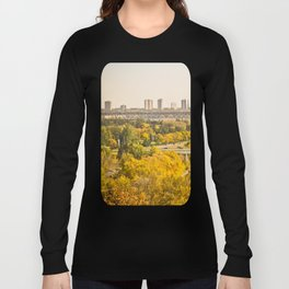 Fall in the city Long Sleeve T-shirt