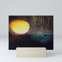 Secret Cave Mini Art Print