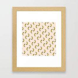 Goin' Bananas Framed Art Print