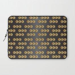 Traditional Japanese pattern ZENI Laptop Sleeve