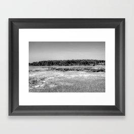 Taylor Bray Farm Marsh Framed Art Print