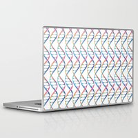 dna Laptop & iPad Skins featuring DNA by FACTORIE